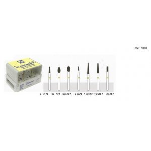 KG Sorensen Special Diamond Bur Finishing Set