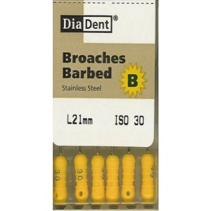 Diadent Endo Stops / Barbed Broaches