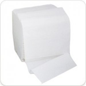 Papercraft Bulk Pack/ Stak A Pak Tissues White 2ply