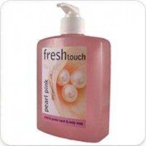 Fresh Touch Pink Perfumed Hand Soap - Pump