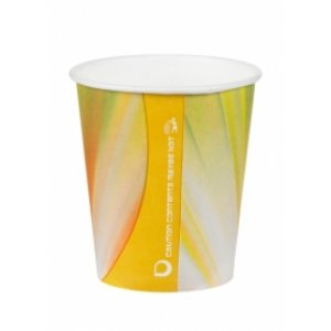 Prism Paper Squat Vending Cups 7oz
